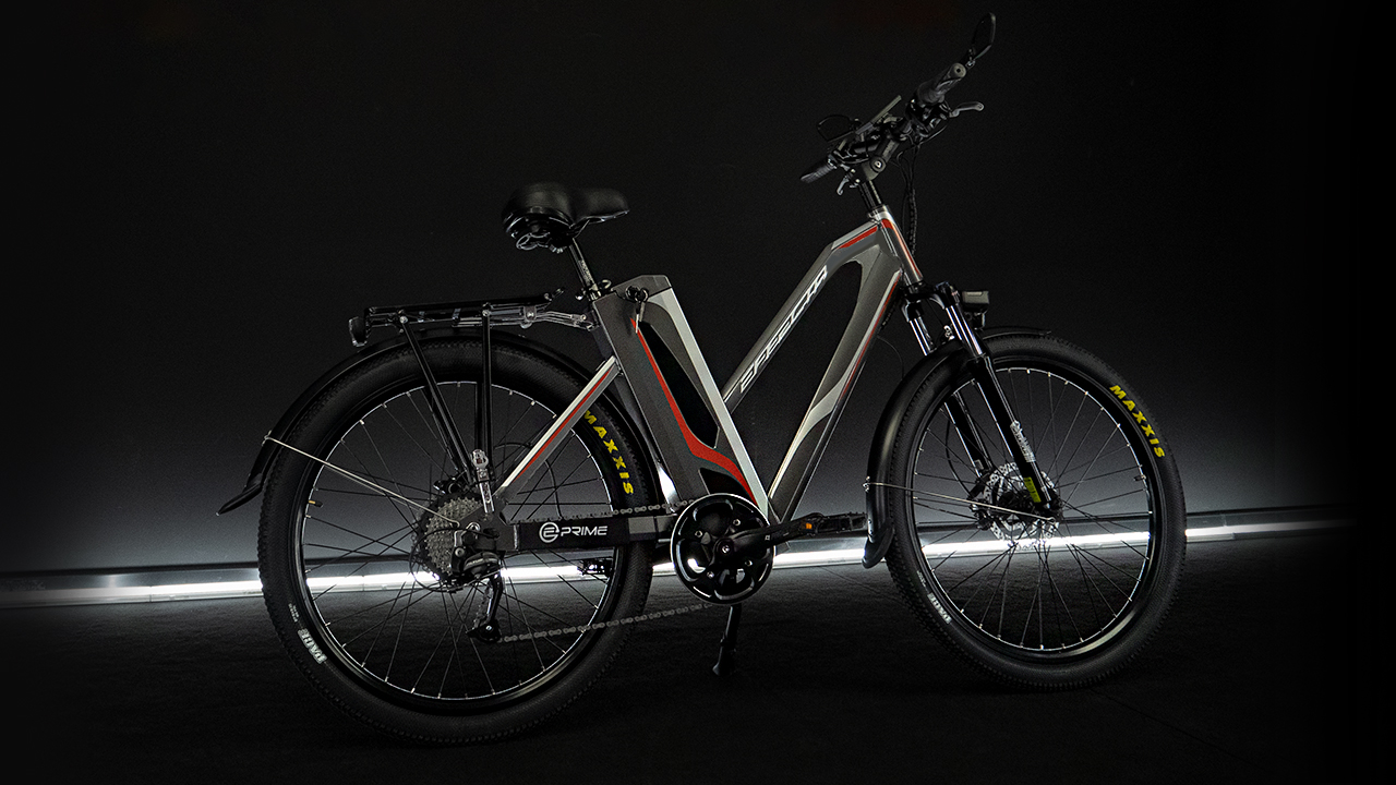 Effecta electric bicycle