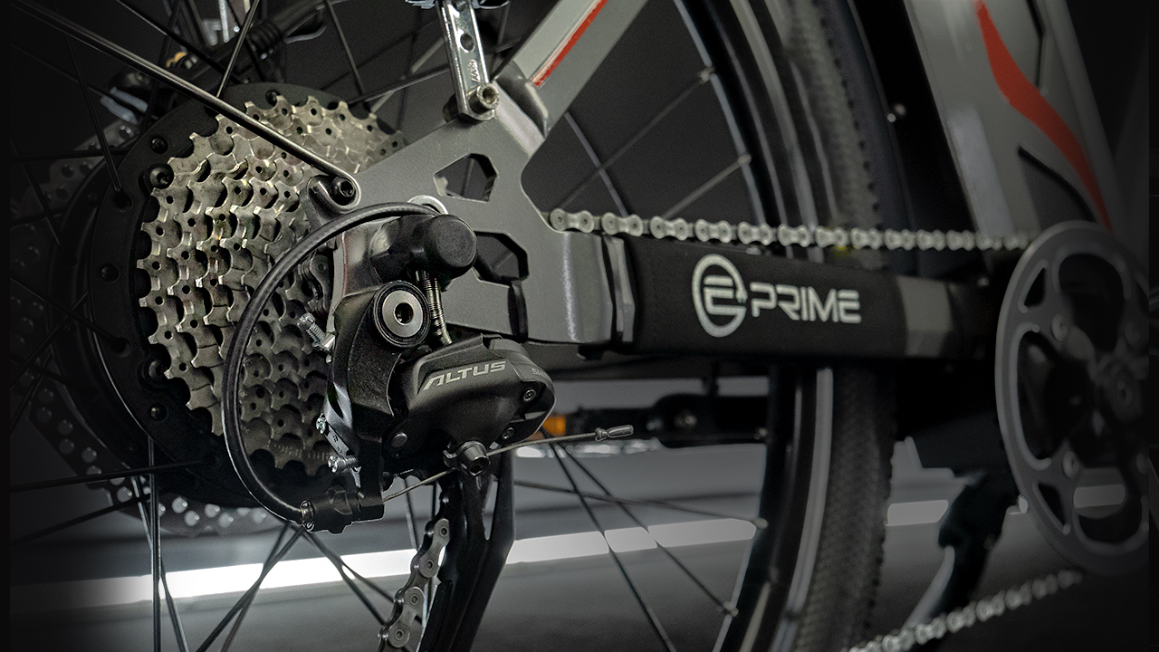 Effecto electric bicycle